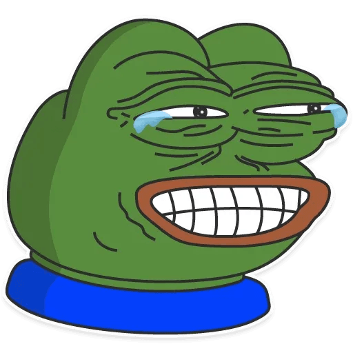 Pepe 1 - Sticker 10
