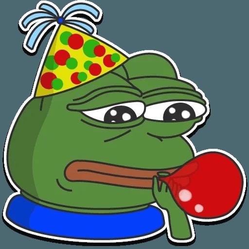 Pepe 1 - Sticker 13