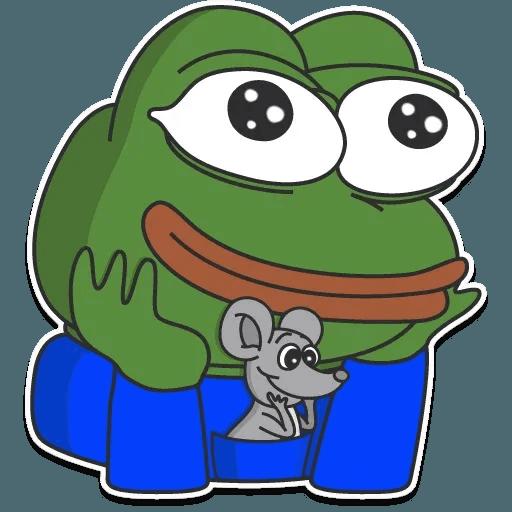 Pepe 1 - Sticker 4