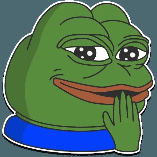 Pepe 1 - Sticker 26