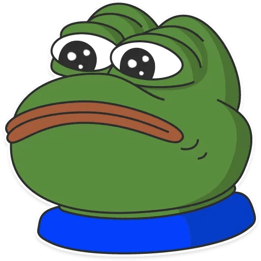 Pepe 1 - Sticker 20