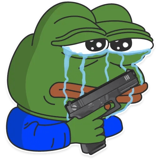 Pepe 1 - Sticker 11