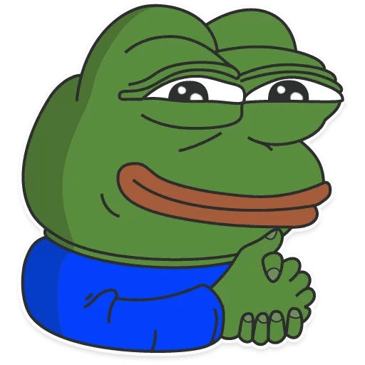 Pepe 1 - Sticker 8