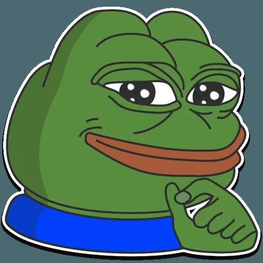 Pepe 1 - Sticker 27