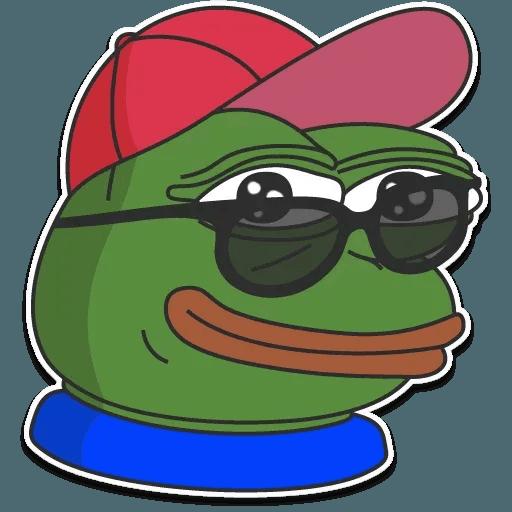 Pepe 1 - Sticker 12