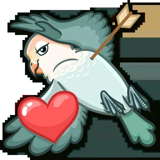 Lovebirds - Sticker 9