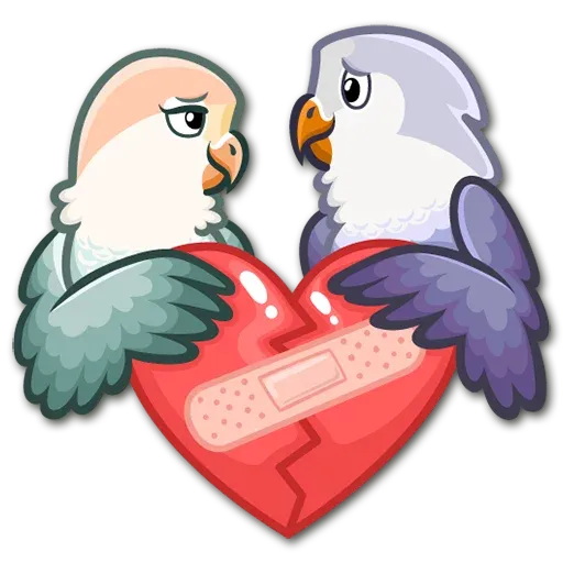 Lovebirds - Sticker 14