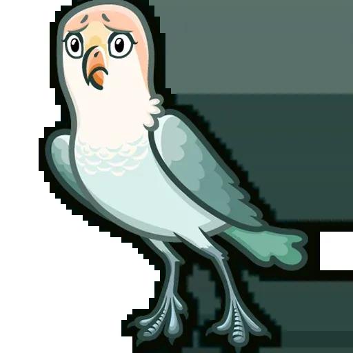 Lovebirds - Sticker 22