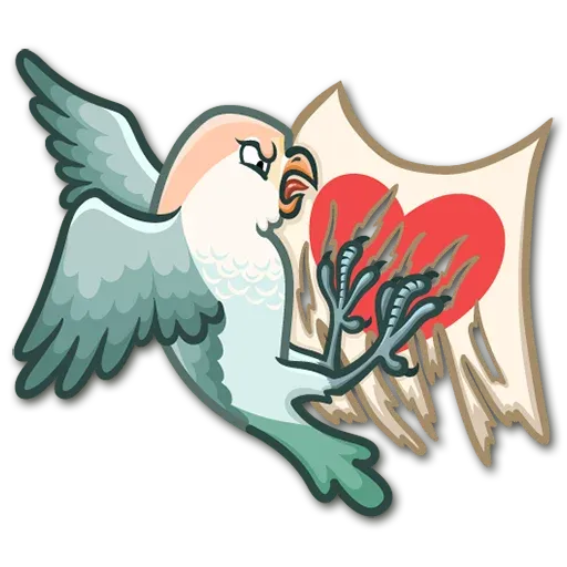 Lovebirds - Sticker 16