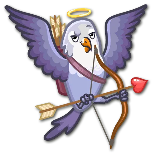 Lovebirds - Sticker 11