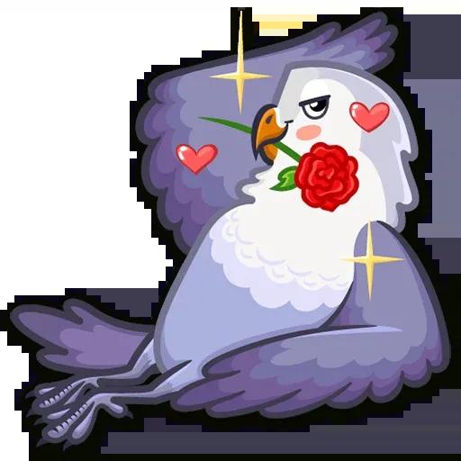 Lovebirds - Sticker 12
