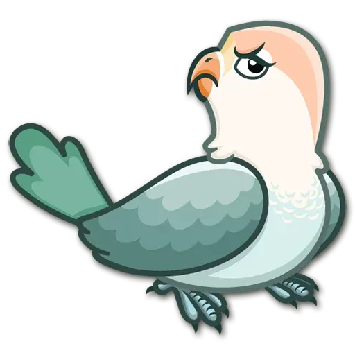 Lovebirds - Sticker 20