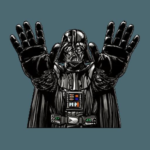 Darth Vader - Sticker 9