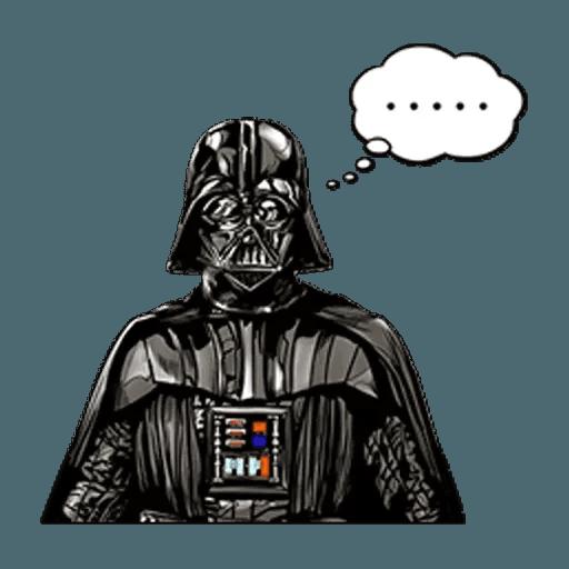 Darth Vader - Sticker 4