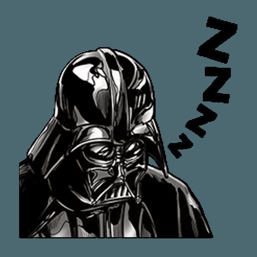 Darth Vader - Sticker 15