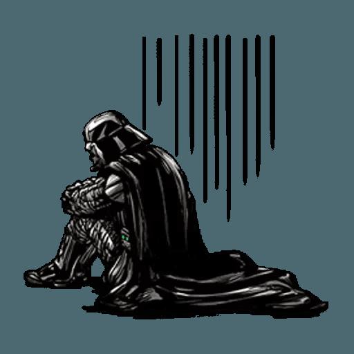 Darth Vader - Sticker 8