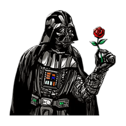 Darth Vader - Sticker 5