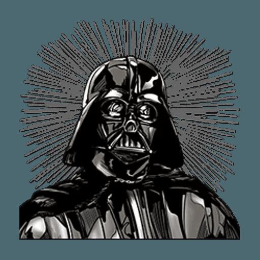 Darth Vader - Sticker 10