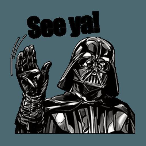 Darth Vader - Sticker 3