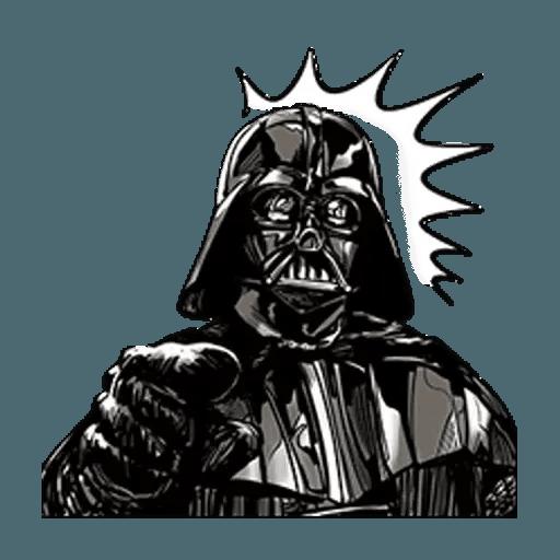 Darth Vader - Sticker 6