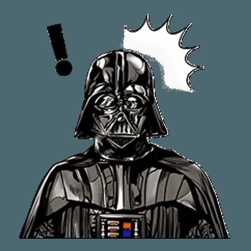 Darth Vader - Sticker 11