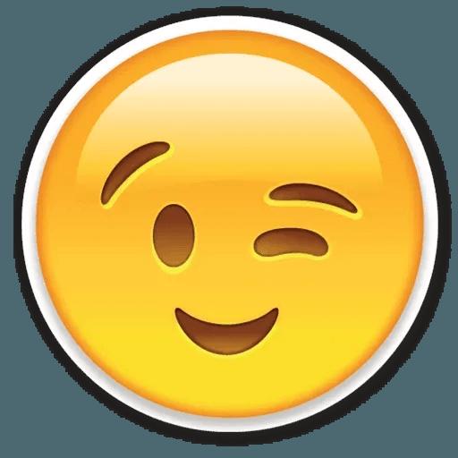 Emojis - Sticker 20
