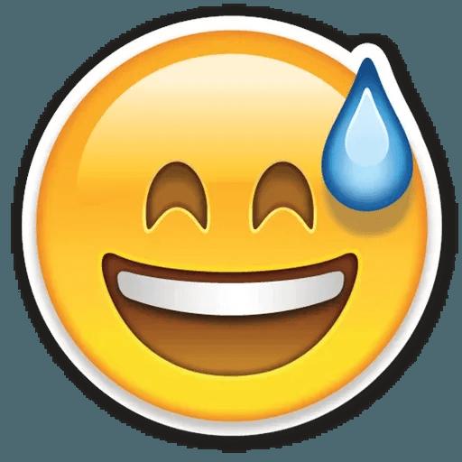 Emojis - Sticker 26