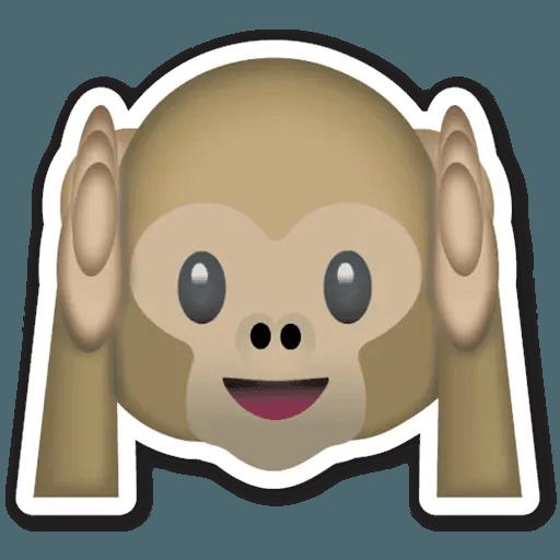 Emojis - Sticker 28
