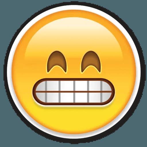Emojis - Sticker 14
