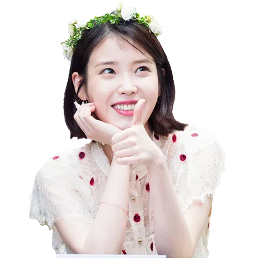 IU - Sticker 1