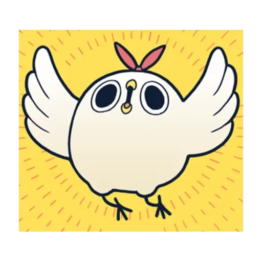 雞2 - Sticker 9