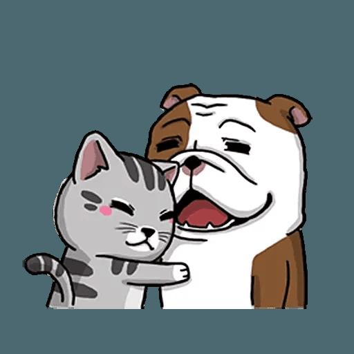 Dog&Cat - Sticker 4