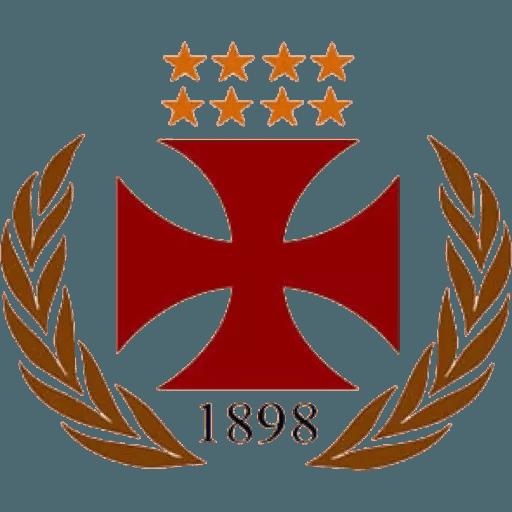 C.R. Vasco da Gama - Sticker 15