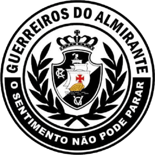 C.R. Vasco da Gama - Sticker 18