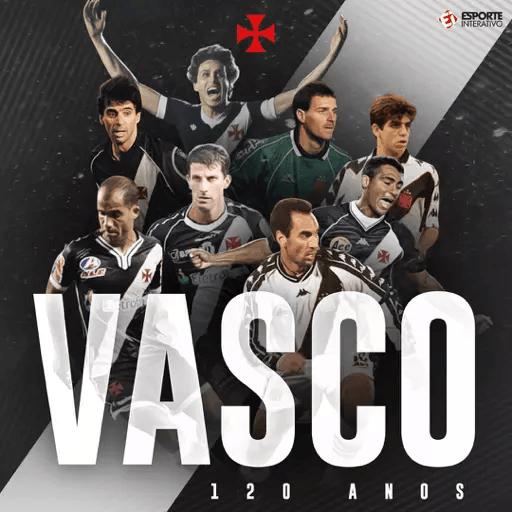 C.R. Vasco da Gama - Sticker 23