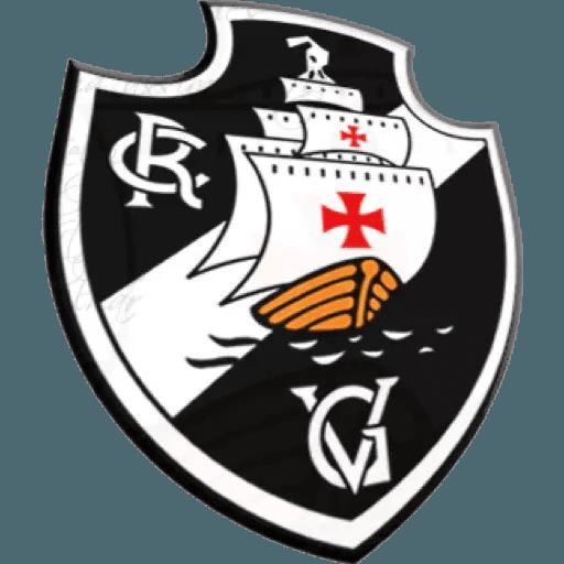 C.R. Vasco da Gama - Sticker 14