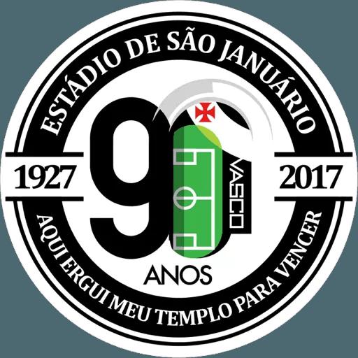 C.R. Vasco da Gama - Sticker 11