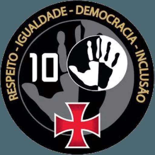 C.R. Vasco da Gama - Sticker 25
