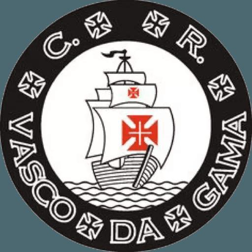 C.R. Vasco da Gama - Sticker 16