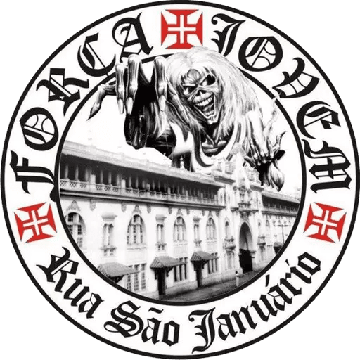 C.R. Vasco da Gama - Sticker 24