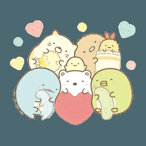 sumikkogurashi-winter - Sticker 15