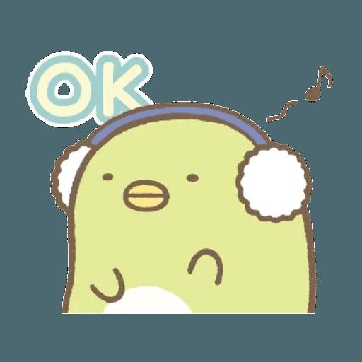 sumikkogurashi-winter - Sticker 19
