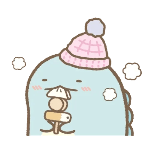 sumikkogurashi-winter - Sticker 1