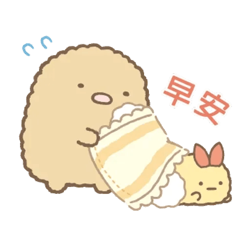 sumikkogurashi-winter - Sticker 4