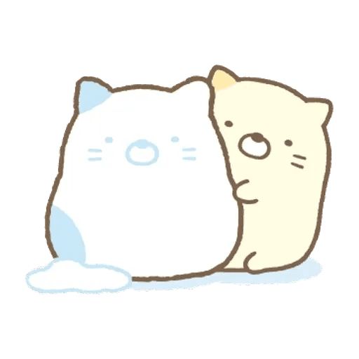 sumikkogurashi-winter - Sticker 14