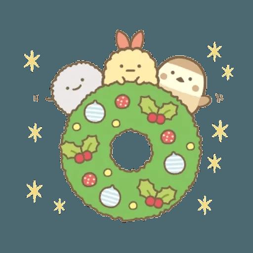 sumikkogurashi-winter - Sticker 13