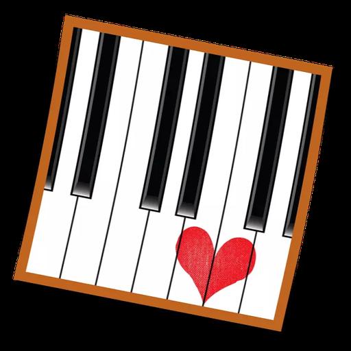 Piano - Sticker 3
