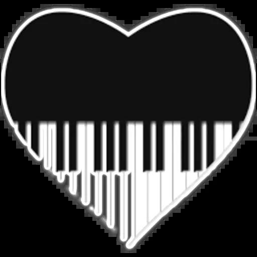 Piano - Sticker 12