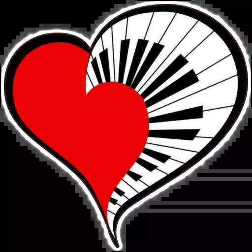 Piano - Sticker 10