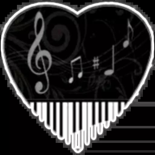 Piano - Sticker 13
